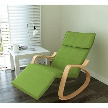 Ghế bập bênh Curved chair D200-Thế giới đồ gia dụng HMD