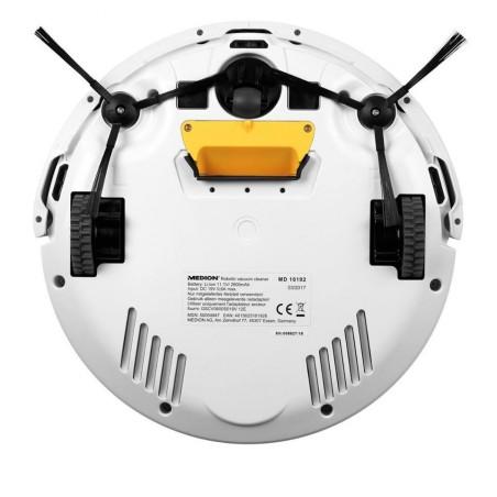 Robot Hút Bụi Medion MD18500 màu Trắng-Thế giới đồ gia dụng HMD
