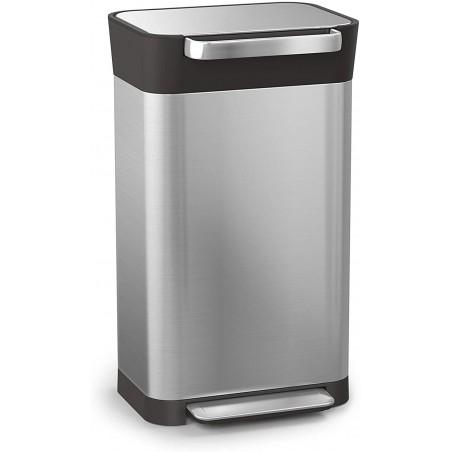 Thùng rác thông minh Titan Trash Compactor Joseph Joseph, dung tích 30L