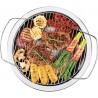 Bếp nướng than hoa không khói Tescoma T707210