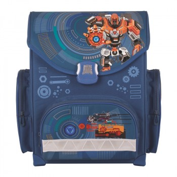 Cặp học sinh Master Collection Champ (Robot)-Thế giới đồ gia