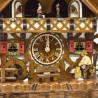 Đồng hồ treo tường Cuckoo Hettich-Uhren 4491QMT