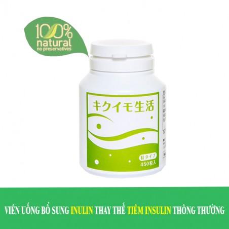 Trà trị tiểu đường Kikuimo Seikatsu
