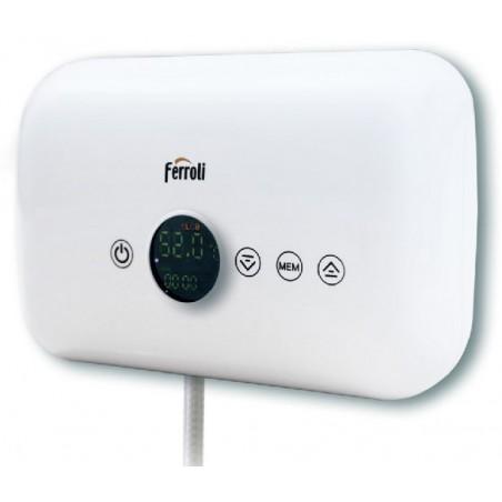 Máy nước nóng trực tiếp Ferroli RITA FS - 4.5TE-Thế giới đồ gia