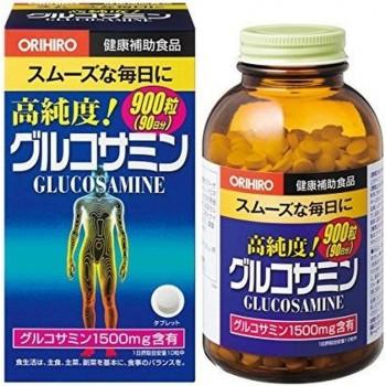 Bổ xương khớp Glucosamine 1500mg, 900 viên Orihiro-Thế giới đồ