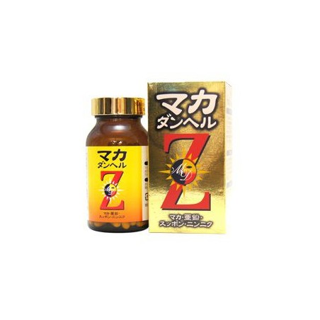 Viên tăng sinh lực Meiji Maca Z-Thế giới đồ gia dụng HMD