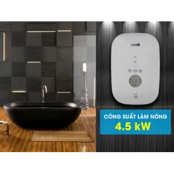 Bình nước nóng Ferroli Divo SDP công suất 4500W-Thế giới đồ gia