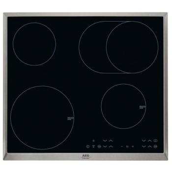 Bếp hỗn hợp 2 từ - 2 hồng ngoại AEG-HK 634150 X-B-Thế giới đồ