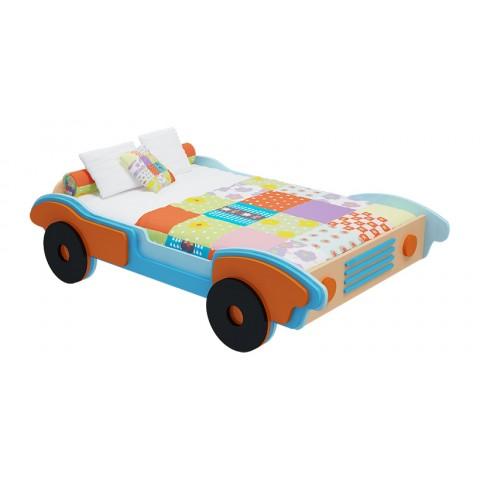 Giường Đơn trẻ em ô tô số 3-Thế giới đồ gia dụng HMD