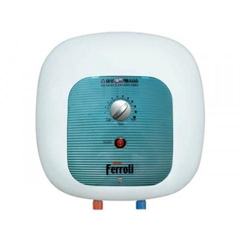 Bình nóng lạnh Ferroli Cubo 15 lít (Loại thường)-Thế giới đồ