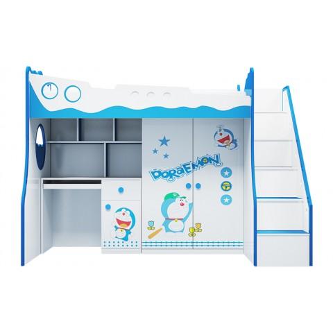 Giường tầng trẻ em 3 trong 1 DOREMON-Thế giới đồ gia dụng HMD