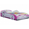 Giường đơn trẻ em Hello Kitty-Thế giới đồ gia dụng HMD