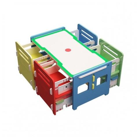 Bộ bàn ghế trẻ em con voi-Thế giới đồ gia dụng HMD