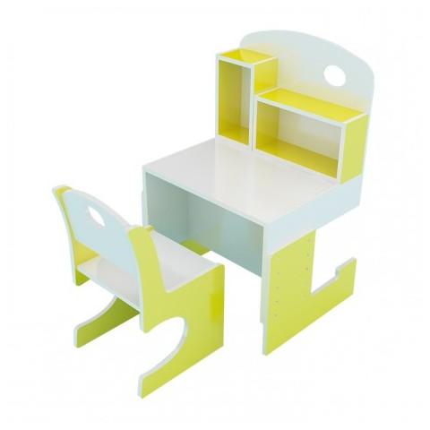 Bộ bàn ghế trẻ em BB08-Y-Thế giới đồ gia dụng HMD
