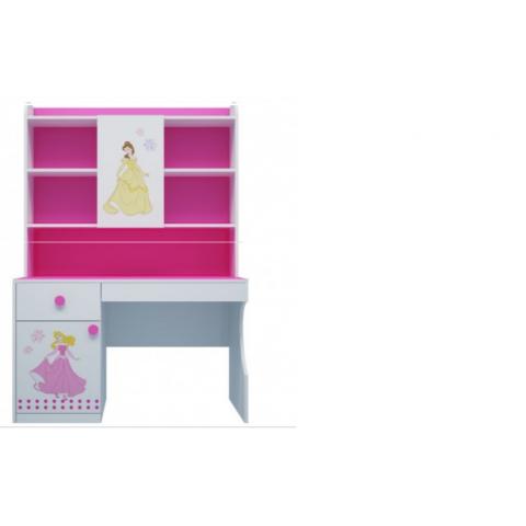 Bàn học trẻ em công chúa sơn mặt-Thế giới đồ gia dụng HMD