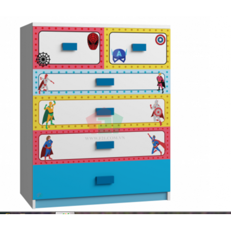 Tủ Cabinet siêu anh hùng