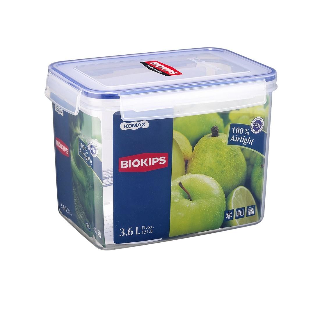 Hộp nhựa Komax Biokips 3.6L-Thế giới đồ gia dụng HMD