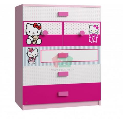 Tủ Cabinet hello kitty-Thế giới đồ gia dụng HMD