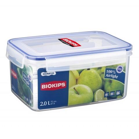 Hộp nhựa Komax Biokips 2L-Thế giới đồ gia dụng HMD