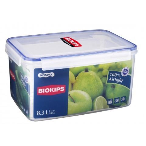 Hộp nhựa Komax Biokips 8.3L-Thế giới đồ gia dụng HMD