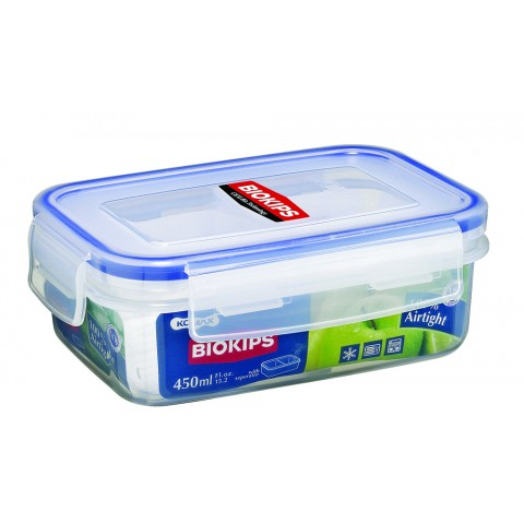 Hộp nhựa Komax Biokips 450ml có khay-Thế giới đồ gia dụng HMD