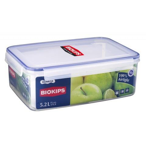 Hộp nhựa Komax Biokips 5.2L-Thế giới đồ gia dụng HMD