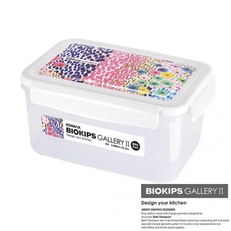 Hộp nhựa Komax Biokips 2.4L