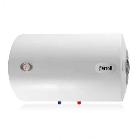 Bình nóng lạnh Ferroli AQUA 80L (ngang, chống giật)-Thế giới đồ