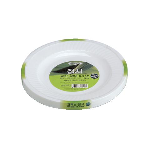 Đĩa nhựa Komax (10 chiếc/bịch)-Thế giới đồ gia dụng HMD