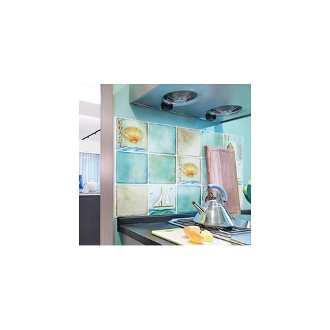 Miếng dán tường Unidesign-Thế giới đồ gia dụng HMD