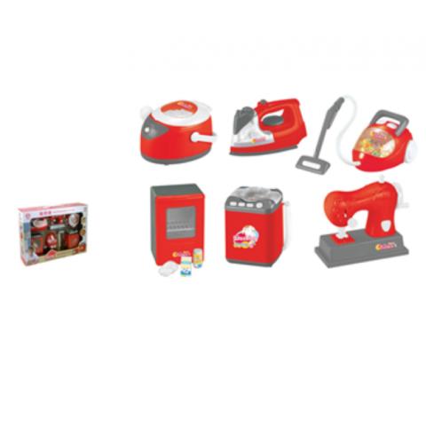 Set đồ chơi gia dụng 6pcs-Thế giới đồ gia dụng HMD