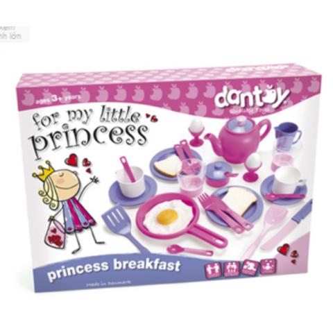Bộ đồ ăn công chúa-Thế giới đồ gia dụng HMD