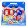 Bộ đồ chơi bác sỹ-Thế giới đồ gia dụng HMD
