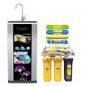 Máy lọc nước Ro Pretech cao cấp 8 lõi lọc có đèn UV (màu đen