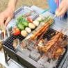 Bếp nướng than hoa vuông-Thế giới đồ gia dụng HMD