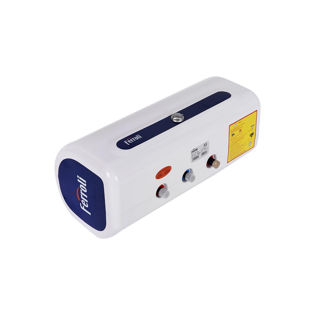 Bình nóng lạnh Ferroli QQ AE 15L (chống cặn, chống giật)-Thế