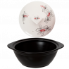 Tucbeghi Pattern 1.5l (Pink Lilac, Madona Lily, Lantara