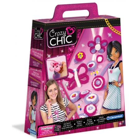 Bộ sản phẩm Crazy Chic Spackling Jewls-Thế giới đồ gia dụng HMD