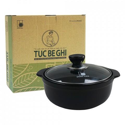Nồi đất Tucbeghi G-701 - 750ML-Thế giới đồ gia dụng HMD