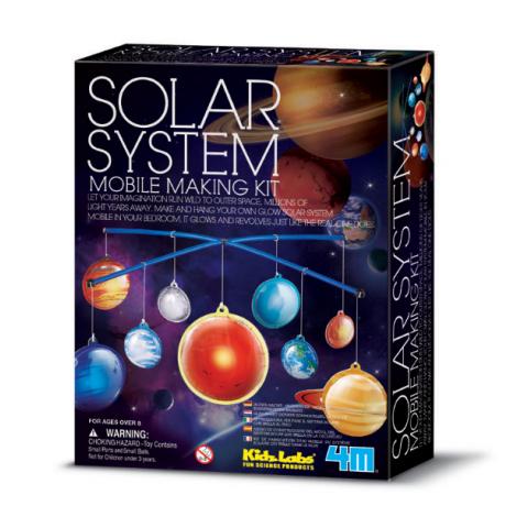 Đồ chơi khoa học- Hệ mặt trời di động phát sáng-Thế giới đồ gia