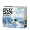 Đồ chơi khoa học - Máy bay năng lượng mặt trời di động-Thế