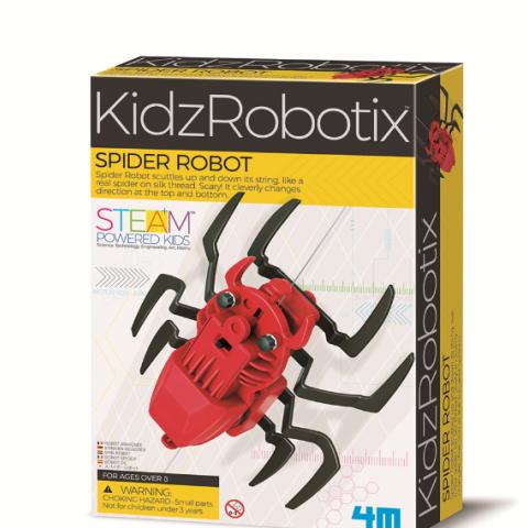 Đồ chơi khoa học - Robot Nhện-Thế giới đồ gia dụng HMD