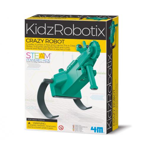 Đồ chơi khoa học - Robot vui nhộn-Thế giới đồ gia dụng HMD