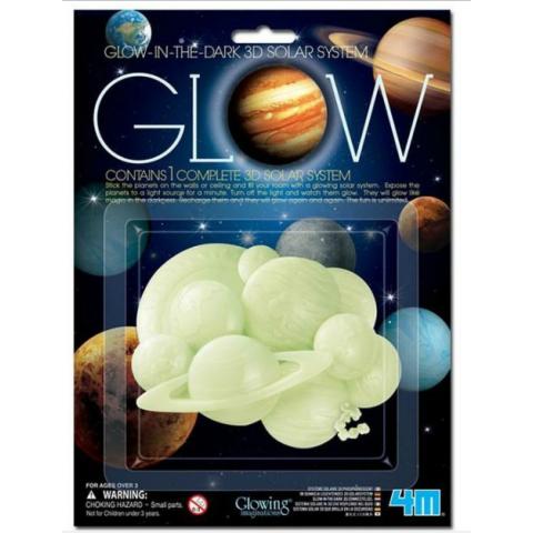 Hệ mặt trời 3D phát quang-Thế giới đồ gia dụng HMD