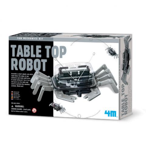 Đồ chơi khoa học- Robot để bàn-Thế giới đồ gia dụng HMD