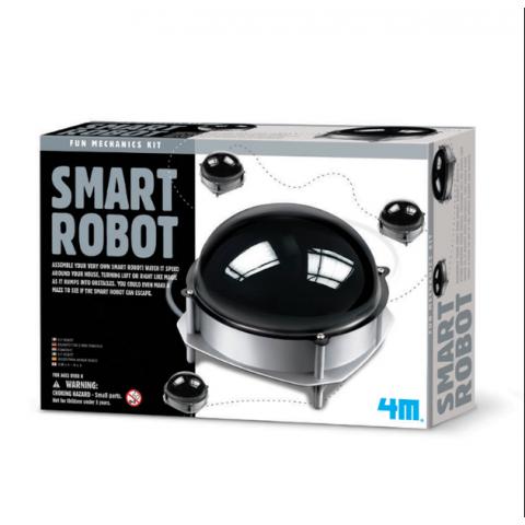 Đồ chơi khoa học- Robot thông minh-Thế giới đồ gia dụng HMD