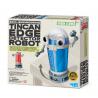 Đồ chơi khoa học-Robot lon thiếc dò mép bàn-Thế giới đồ gia