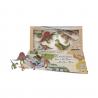 Đồ chơi mô hình Wenno 6 khủng long Carnivorous-Thế giới đồ gia