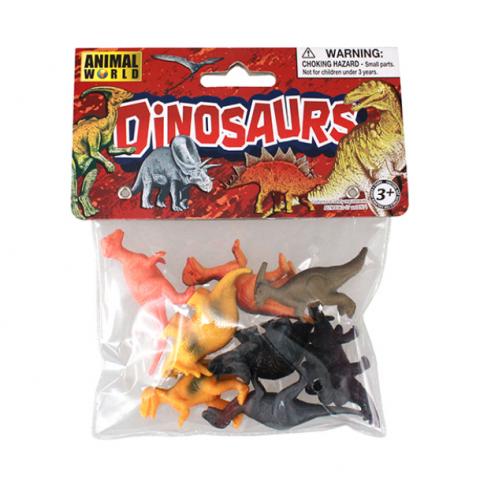 Đồ chơi mô hình Animal World 8 khủng long-Thế giới đồ gia dụng