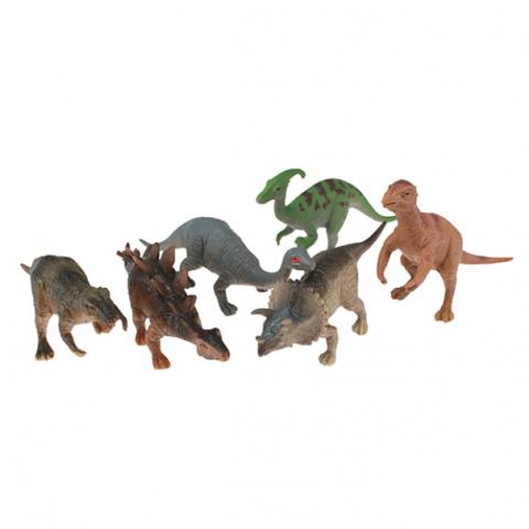 Đồ chơi mô hình Animal World 6 khủng long-Thế giới đồ gia dụng